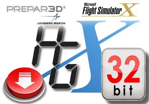 France VFR - Scènes photo-réalistes pour Microsoft Flight Simulator