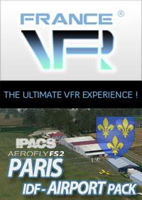 Paris - Ile de France Airport Pack pour AFS 2