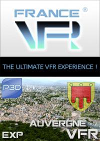 Extension Pack pour Auvergne VFR pour P3D