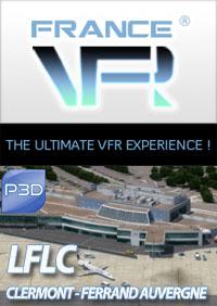 LFLC - Clermont-Ferrand pour P3D