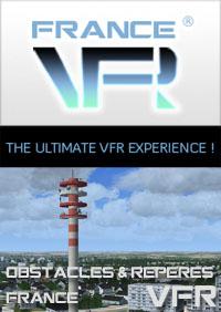 Obstacles et reperes VFR V2 - FRANCE pour FSX