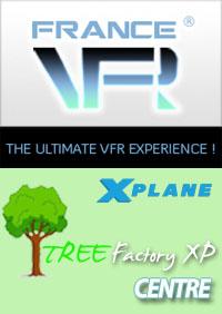 Tree Factory Centre pour X-Plane