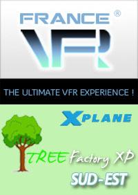 Tree Factory Sud-Est pour X-Plane