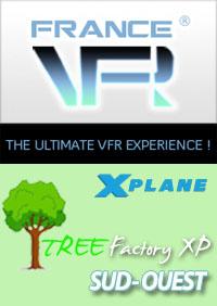 Tree Factory Sud-Ouest pour X-Plane