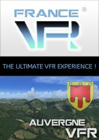 Auvergne VFR pour FSX