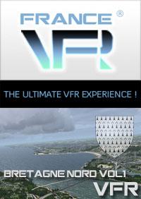 Bretagne VFR Vol.1 (nord) pour FSX