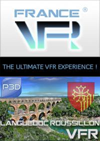 Languedoc-Roussillon VFR pour P3D