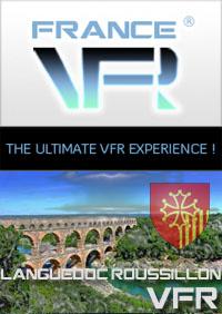Languedoc-Roussillon VFR pour FSX