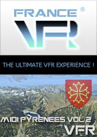 Midi-Pyrenees VFR Vol.2 (sud-ouest) pour FSX