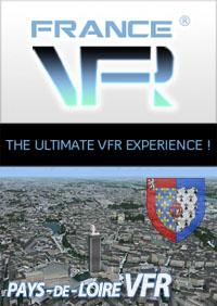 Pays de Loire VFR pour FSX